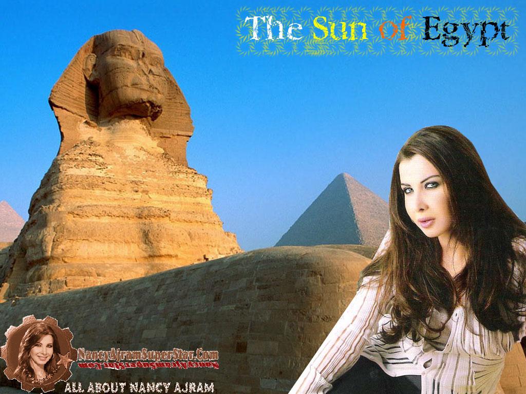 وحشانی یا مصر موت/www.nancyajramsuperstar.com